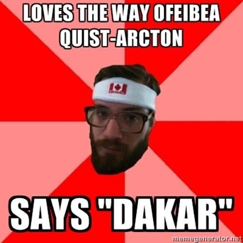 Ofeibea Quist-Arcton, NPR News, Dakar