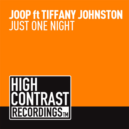 JOOP ft. Tiffany Johnston - Just One Night (original)