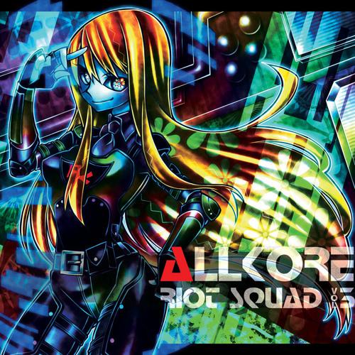 AKCD-0008 - Allkore Riot Squad Vol. 3 (Hardcore Side - Full Album Fade)
