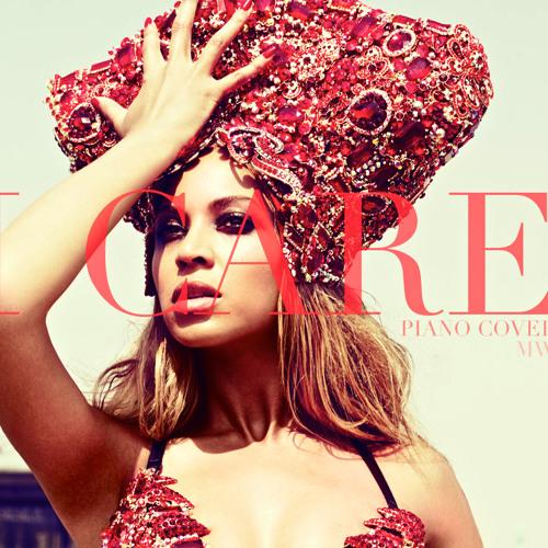 Beyoncé - I Care (Piano Cover by M. Wivolin)