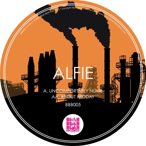 Alfie - Uncomfortably Numb (BBB005)