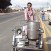 viaje al centro del triciclo