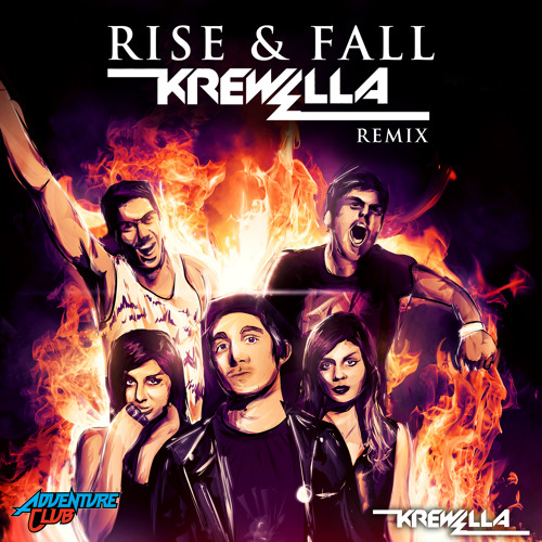 Adventure Club ft. Krewella- Rise & Fall (KREWELLA REMIX)