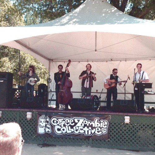 Coffee Zombie Collective at the Redwood Mountain Faire. Sunday June 3rd.