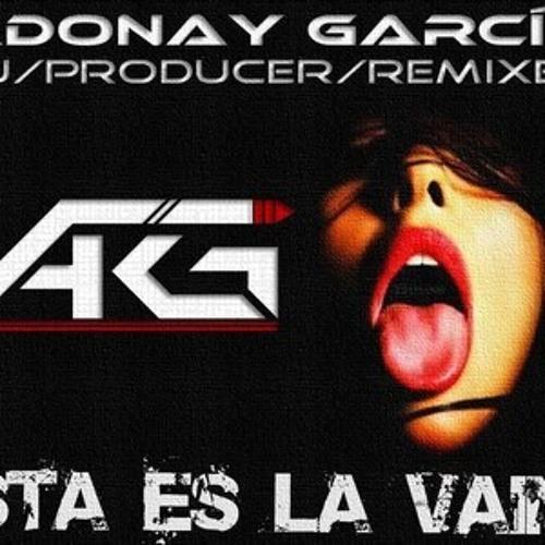 Esta es la vaina - Adonay Garcia  (Daniel Torres Remix)