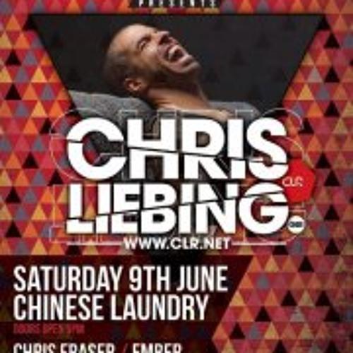 Live at Chinese Laundry featuring Chris Liebing