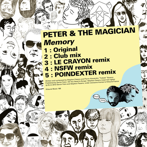 Peter & The Magician -Memory