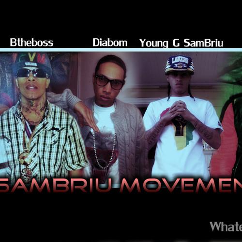 """SamBriu Boys - """"E Ma Bo"""" ft Iza"""