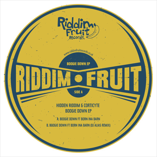 Hidden Riddim & Corticyte Ft Born ina Barn - Boogie Down EP  (Preview)
