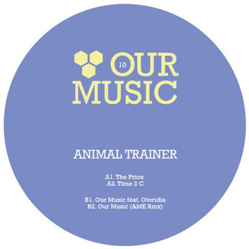 Animal Trainer feat. Otoridia - Our Music (&ME remix)