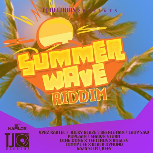 Vybz Kartel - I Smoke Weed [Raw][Summer Wave Riddim]