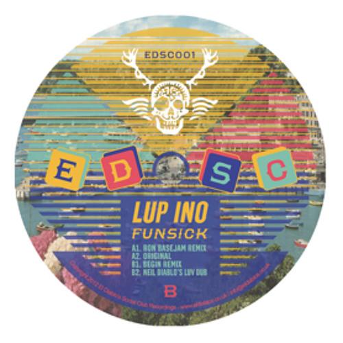 EDSC001 - Lup Ino - Funsick (Ron Basejam Remix) clip