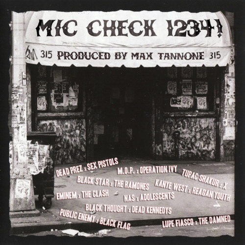 Mic Check 1234 - 05 - Wolves I Never Said (Lupe Fiasco x The Damned)