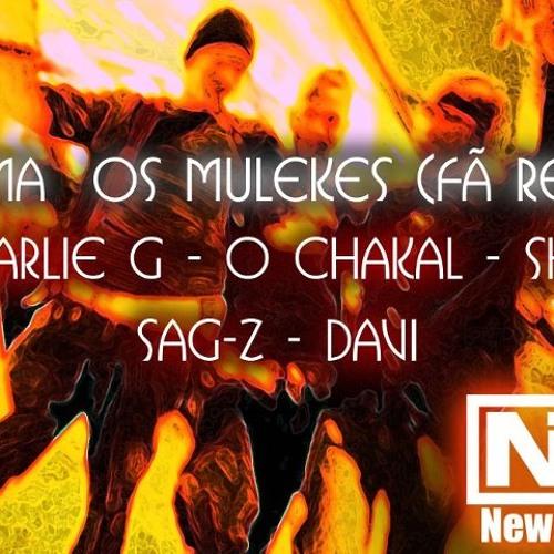 Cone Crew Diretoria - Chama os Mulekes ( New MindZ Remix) (Charlie G, Shel, Chakal, Sag-Z & Davi)