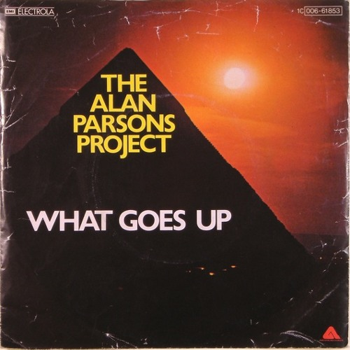 "LeRoy ""what goes Up / Voyager /Alan Parson"" (Club Dub re-work)"