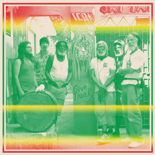 Sun Araw, M. Geddes Gengras, & The Congos - Sunshine