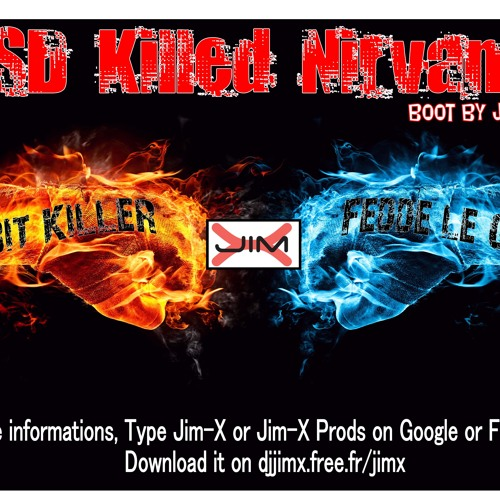 Jim-X Prods - LSD Killed Nirvana (Bootleg)