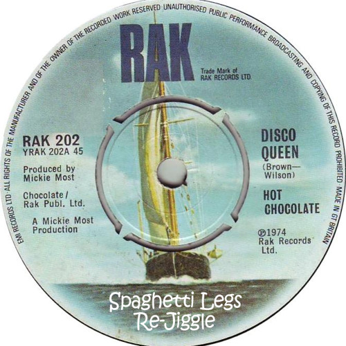 Hot Chocolate - Disco Queen (Spaghetti Legs Re-Jiggle)