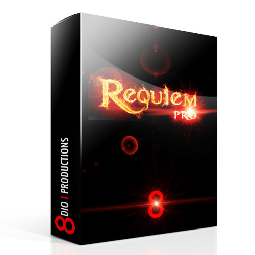 """8Dio Requiem Pro: """"Tech Demo / One Note Legato) (naked)"""