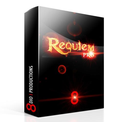 "8Dio Requiem Pro: ""Tech Demo / Solo Singer Morph"" (naked)"