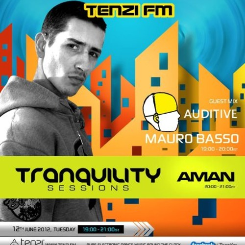 Mauro Basso - Podcast 001 for Tenzi.fm