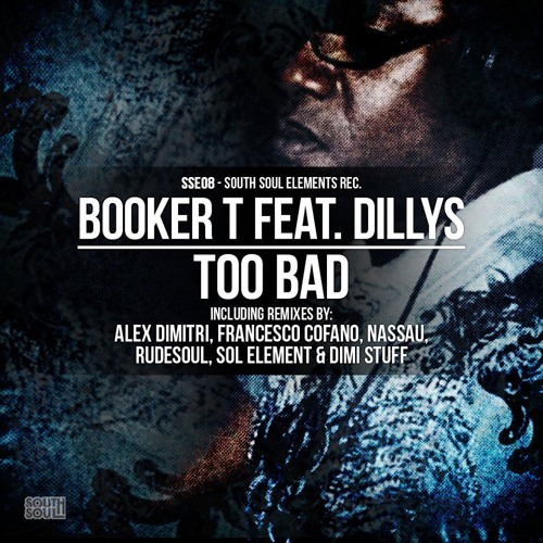 Booker T Feat Dillys - Too Bad ( NASSAU Nu Disco Mix ) - Preview