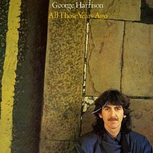 All those years ago (cover George Harrison, remixed 2014)