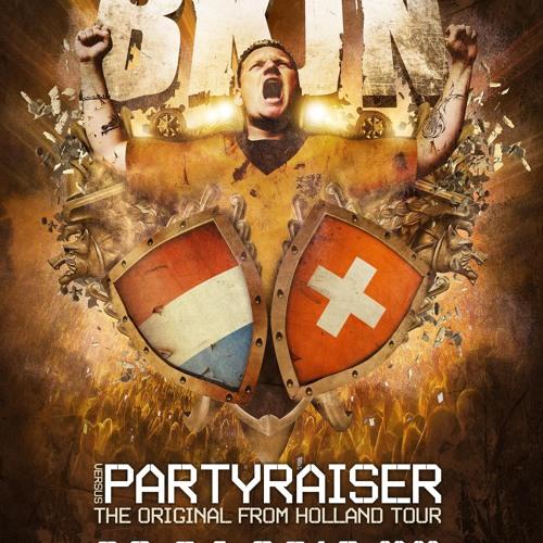 Core Kracker Live @ BKJN vs. Partyraiser - Swiss Edition - Saalbau Basel