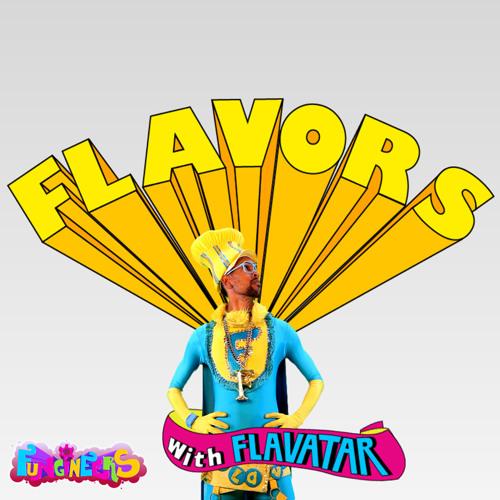 Flavours w/ Flavatar  Ep2 (ft. Lafa taylor)
