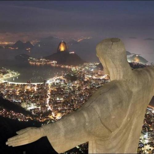 ChrisB - Les 7 merveilles du monde moderne (Statue du Christ Rédempteur)