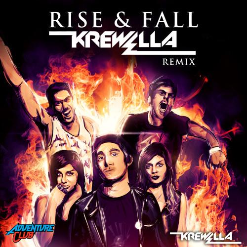 Rise & Fall by Adventure Club ft. Krewella (Krewella Remix)