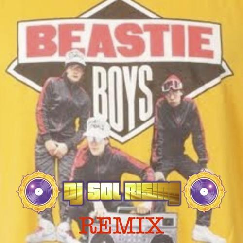 Beastie Boys - Sure Shot (DJ Sol Rising Remix)