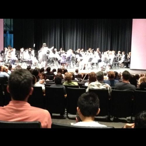 The dinosaur song at Northwood High School