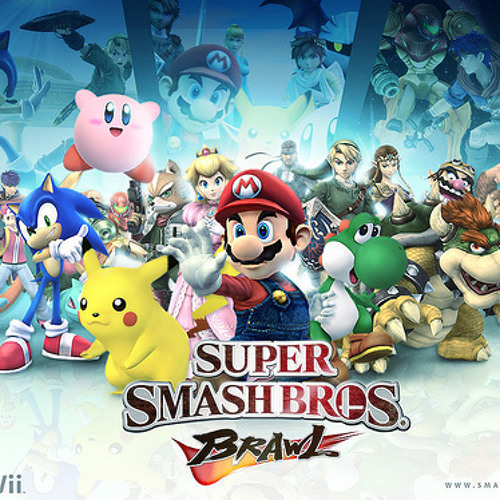 Super Smash Bros. Melee Menu