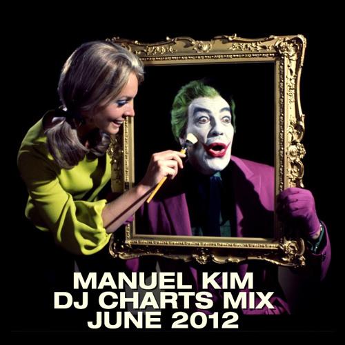 Manuel Kim DJ Charts June 2012