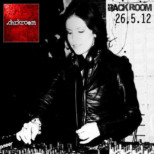 Kristen Lee Live@ .darkroom - Back Room 26-5-12