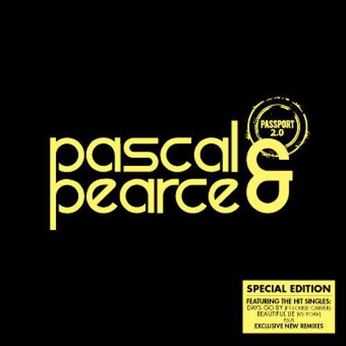 Locnville feat. Natasha Meister - Staring At The World Outside (Pascal & Pearce Remix)
