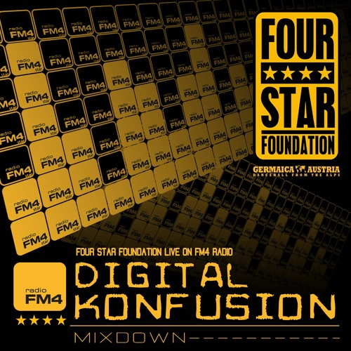 DKM MIXDOWN (May 2012) - FOUR STAR FOUNDATION LIVE ON FM4 RADIO - STRICTLY DUBPLATE SPECIALS & RMXs
