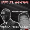 AKON NOSY NEIGHBOUR HOUSE MIX DJ WREAK