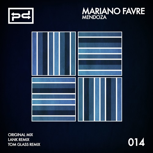 Mariano Favre - Mendoza ( Lank Remix ) / Perspectives Digital