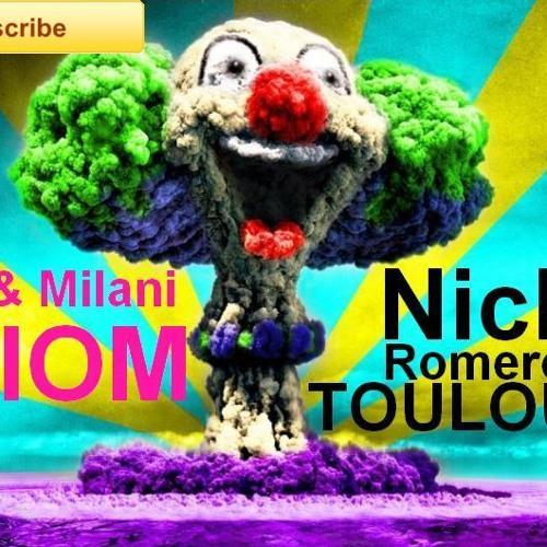 Nari & Milani vs. Nicky Romero - Atom Blast (Darko Maksa Mashup)