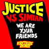 Justice vs. Simian - We Are Your Friends (Krftkds Remix) (FREE Download)