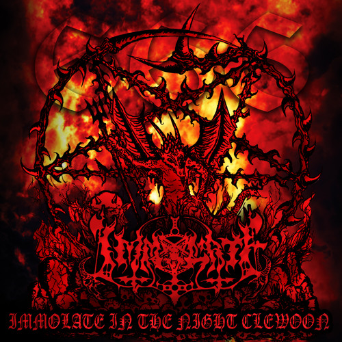 IMMOLATE - immolate in the night clewoon