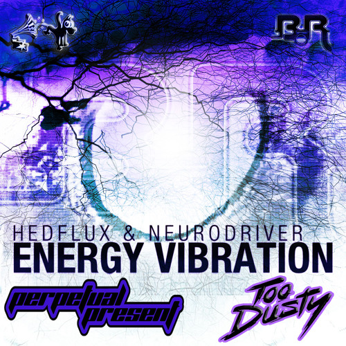 "Broken Records 022 Hedflux and Neurodriver ""Energy Vibration"" Perpetual Present Remix (OUT NOW)"