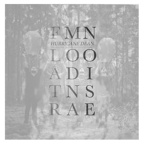 Hurricane Dean - Flat Random Noise EP