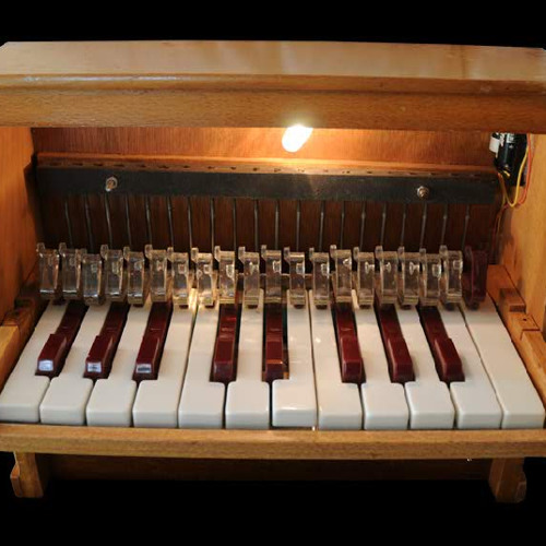 For Rudi (Toy Piano)