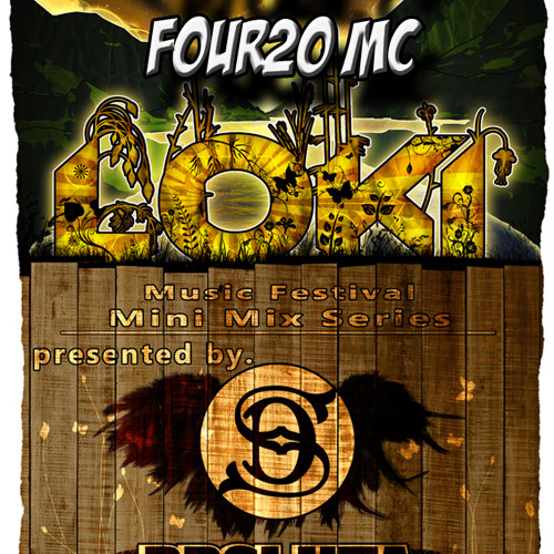 Dub Selekta Presents Loki Music Festival Podcast: DJ Cain.1 & Four20 MC