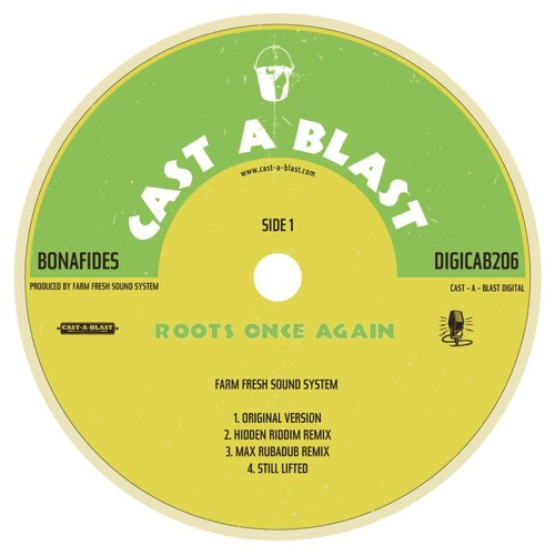 Farm Fresh Soundsystem - Roots Once Again (Hidden Riddim Remix)