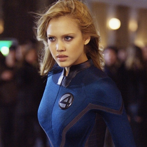 NSFW: Would you have sex with the Invisible Woman?