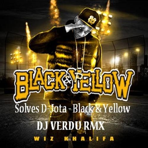 Solves D-Jota - Black & Yellow (Dj Verdu remix)